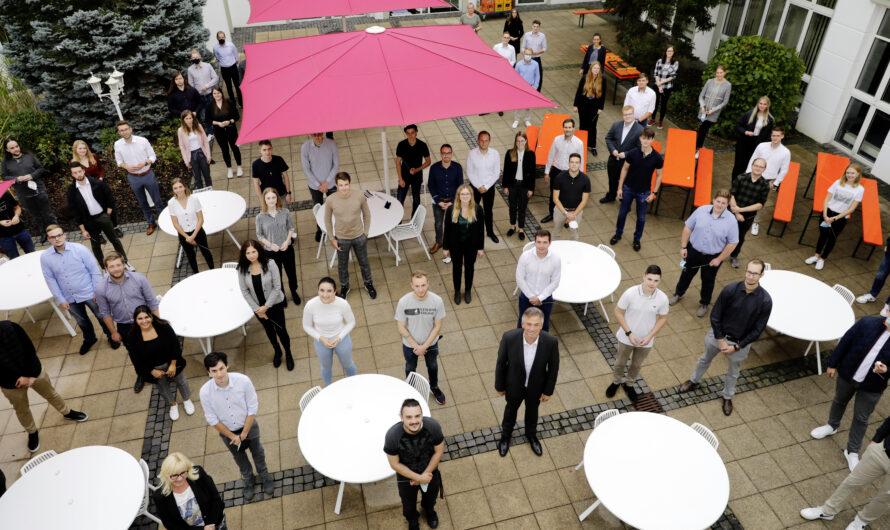 Von Wachstum und Marktführerschaft – Studierendentreffen mit CEO Markus Asch